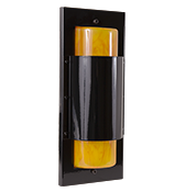Arcade Series Half Shield 14 Solid State (BKSSL)