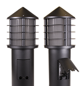 Tower Beacon Bollard Solid State (BKSSL) (TWB)