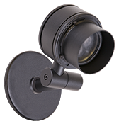 Cardinal Floodlight Solid State (BKSSL) Power of 'e' with Adjust-e-lume (CAF)