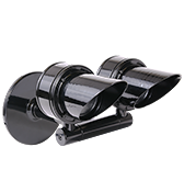 Catamaran Floodlight Solid State (BKSSL) Power of 'e' with Adjust-e-lume (CTF)
