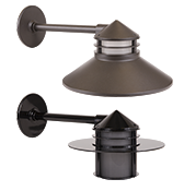 Beacon Wall Mount Solid State (BKSSL) (BWM)