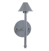 High Light™ Series Classic Wall Light (BKSSL) (HLW-C)