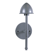 High Light™ Series Moor Wall Light (BKSSL) (HLW-M)