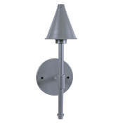 High Light™ Series Bali Wall Light (BKSSL) (HLW-B)