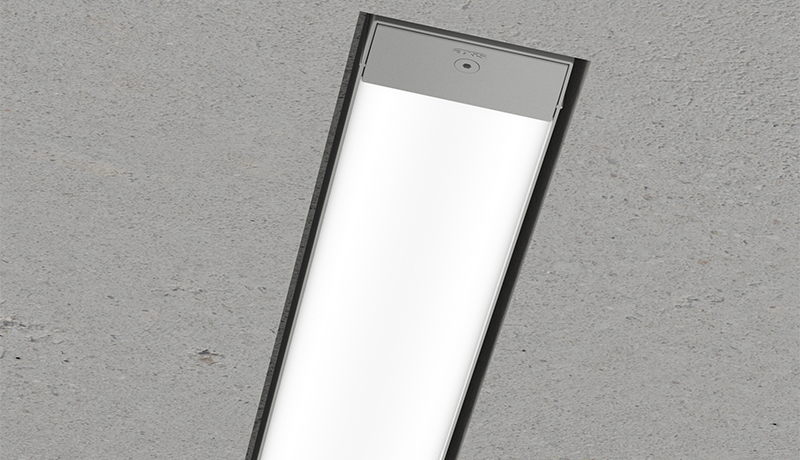 Wet Beam Recessed