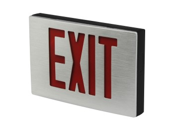 EXIT SIGN - SERIES EXDCA