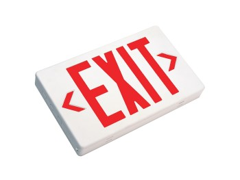 EXIT SIGN - SERIES EXT