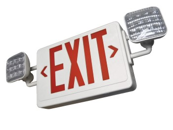 EXIT/EMERGENCY COMBO - Series EXEMTC