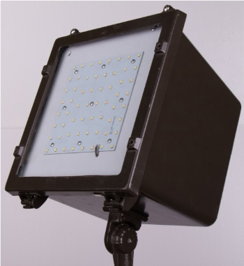 OUTDOOR MEDIUM FLOOD LED – SERIES 143M