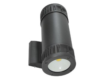 OUTDOOR WALL CYLINDER LED – SERIES 162LDID